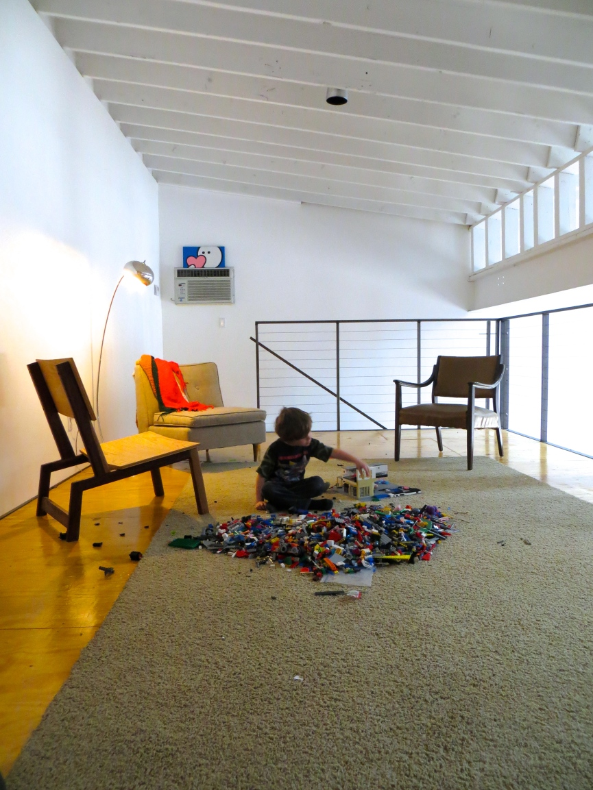 Every house need a lego Zone!