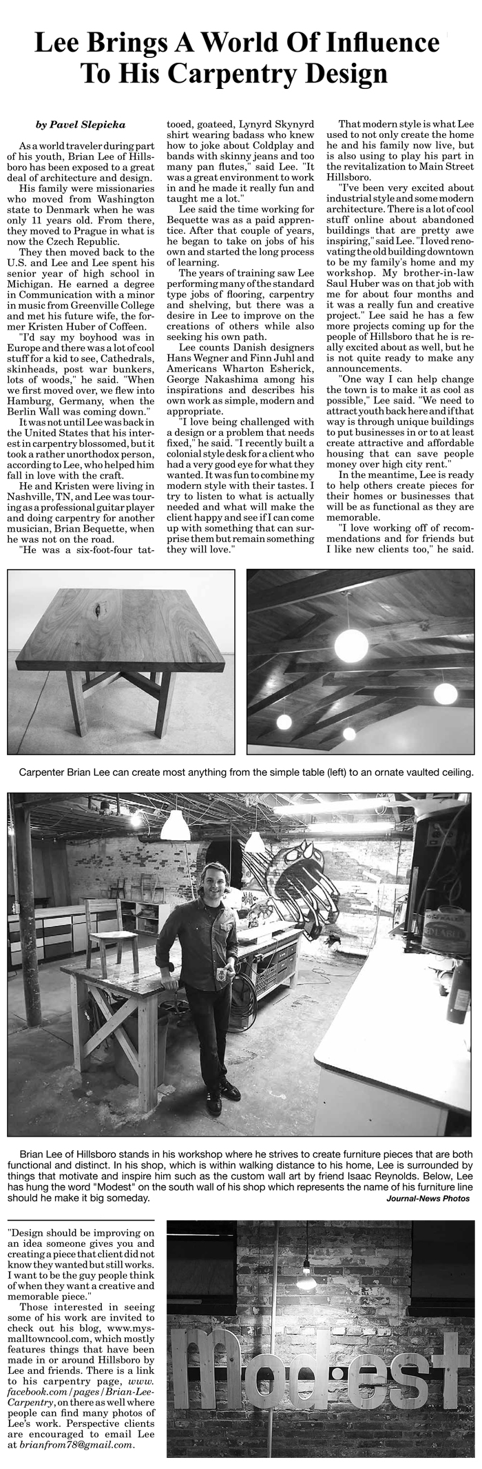 Lee-Carpentry-Article